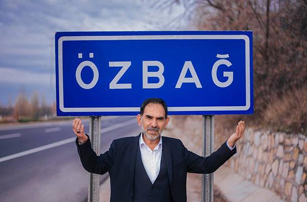 Özbağ'ın yeni Belediye Başkanı Rasim Arazay oldu